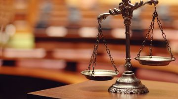 justice scales court arrest judge
