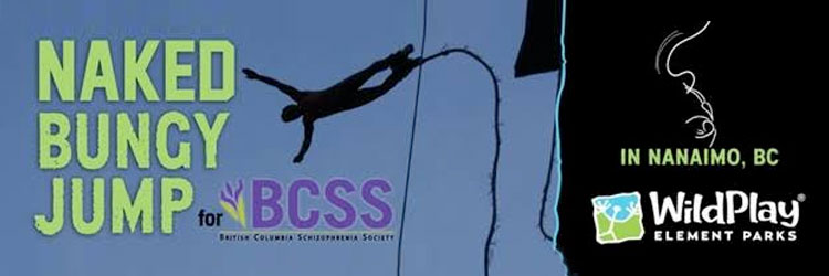 Naked Bungy Jump for BCSS