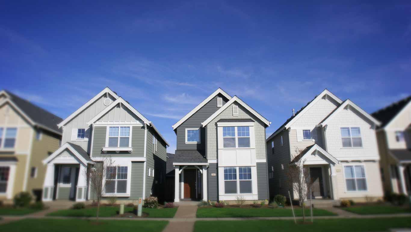 Image Gallery Suburban Houses
