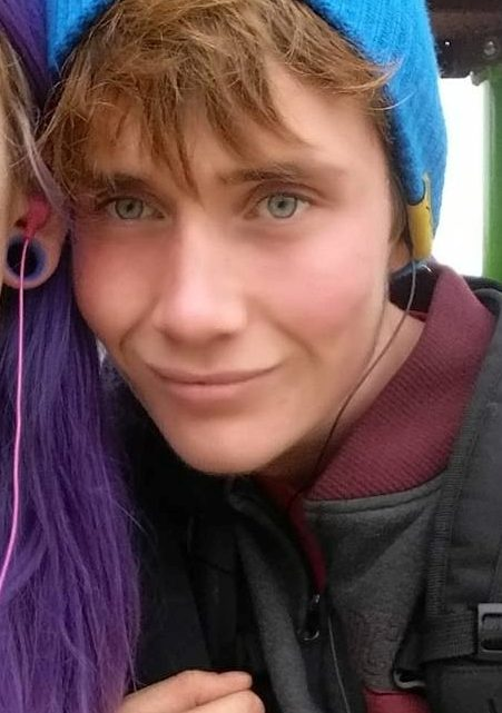 Missing 17 Year Old Boy