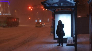 waiting-for-the-bus-snow