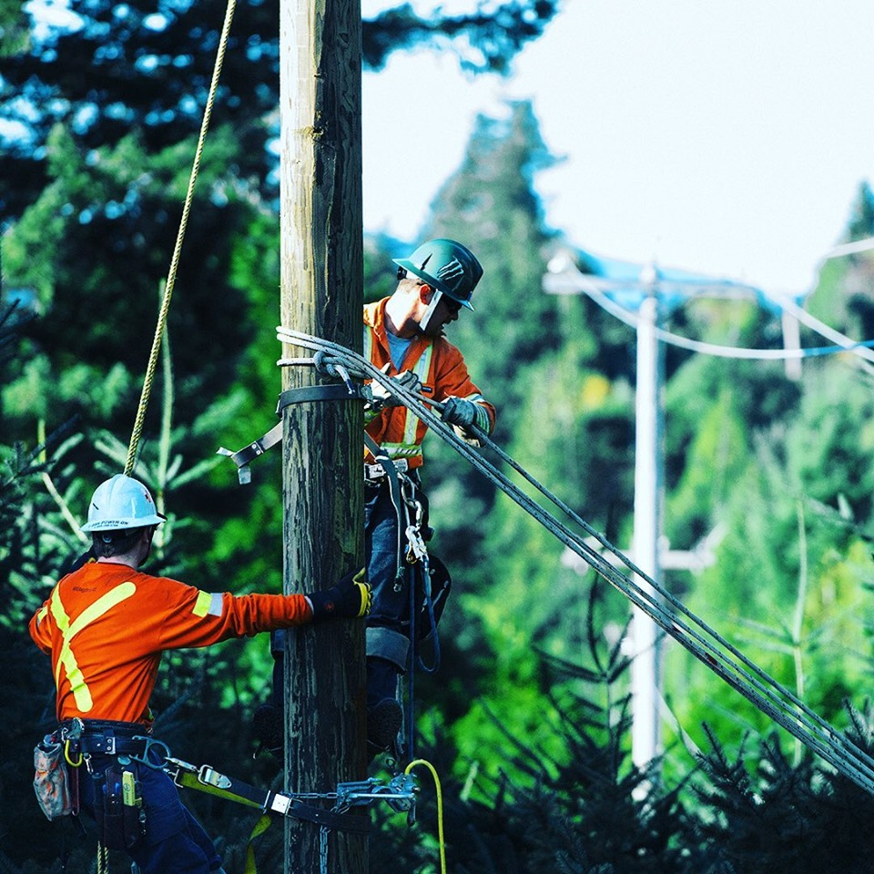 BC Hydro Improvements Coming to Gabriola, Mudge Islands - My