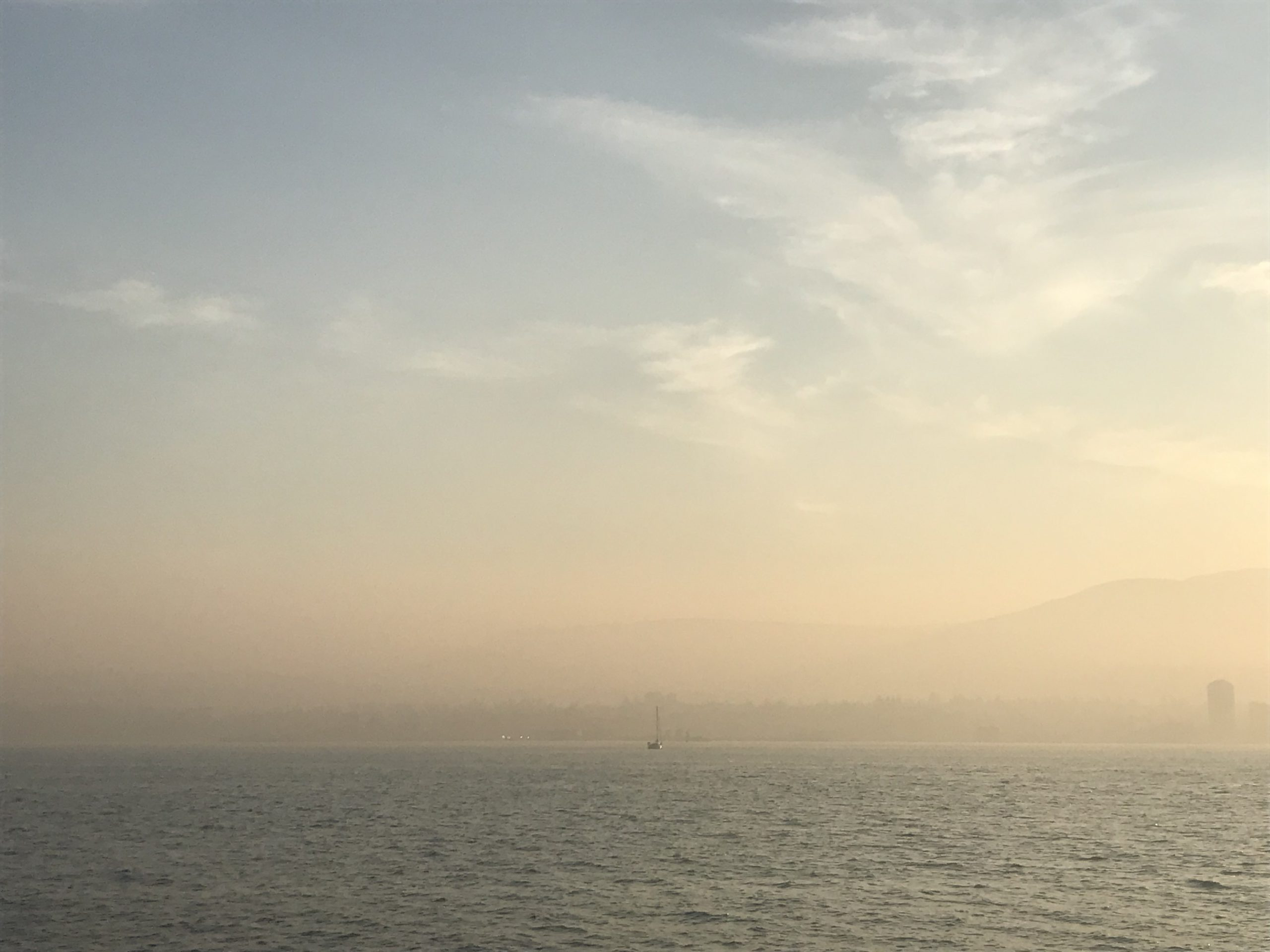 Wildfire smoke in Metro Vancouver expected to clear by Monday say meteorologists
